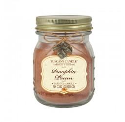 Pumpkin Pecan - Średnia świeca