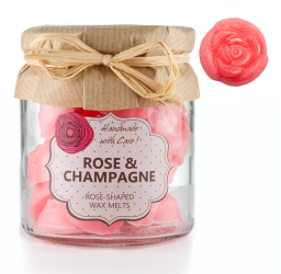 Rose-Champagne - Wosk