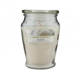 Gardenia - Duża świeca