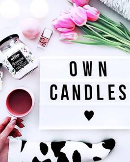 Nowa marka O.W.N Candles
